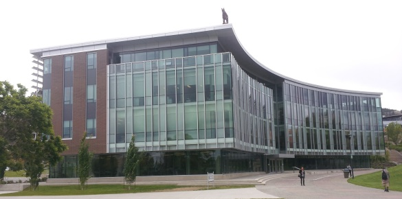 House of Learning - Thompson Rivers University